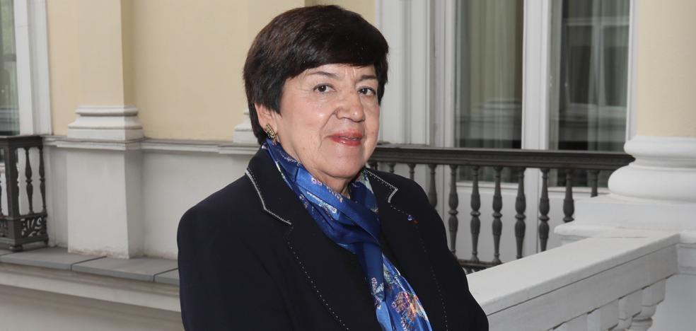Nubia Muñoz: «Es una gran tragedia que haya médicos antivacunas»