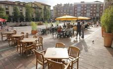 La Plaza Baldomero Iglesias tendrá wifi gratis y una zona de carga de móviles
