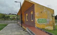 El pádel de Pontejos en San Lázaro tendrá nuevos servicios y vestuarios