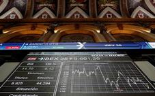 El Ibex conquista los 9.600 con ayuda de Wall Street