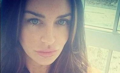Hallan estrangulada a la exmodelo Christina Carlin-Kraft