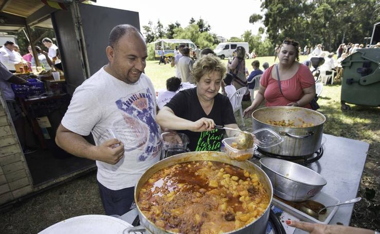 Cabo Mayor resucita su romería regional
