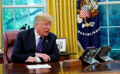 Trump anuncia un «muy buen acuerdo» con México sobre el libre comercio