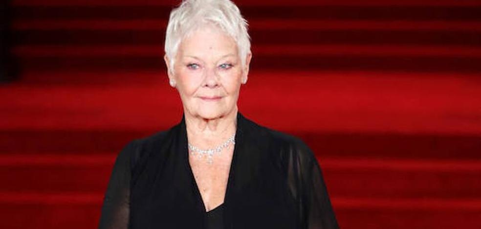 Judi Dench, gran dama británica para el premio Donostia