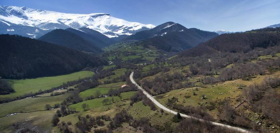 Montañas, sierra y bosques... para perderse