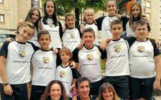 25 años de voleibol en El Astillero