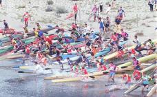 Cerca de 300 piragüistas participarán el sábado en el 48 Descenso del Deva