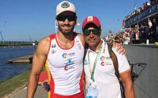 Confirmado el bronce mundial para Javier Hernanz