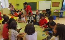 Siete colegios han participado este verano en el programa de conciliación familiar