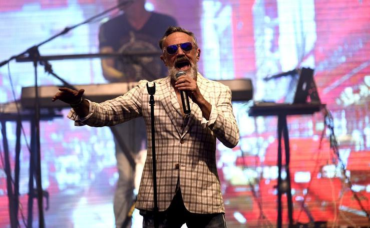Conciertos de La Unión y Nacho Campillo, en el Festival de las Naciones