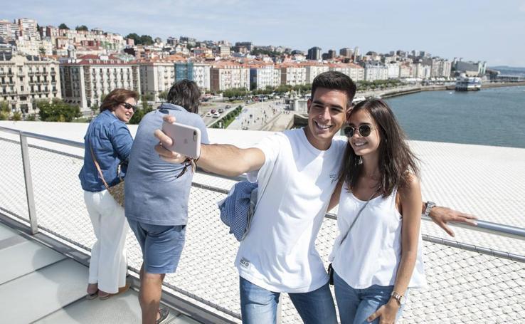 El turismo en agosto en Cantabria