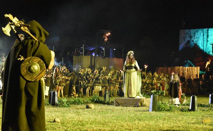 Las Guerras Cántabras de Los Corrales, más que una tradición