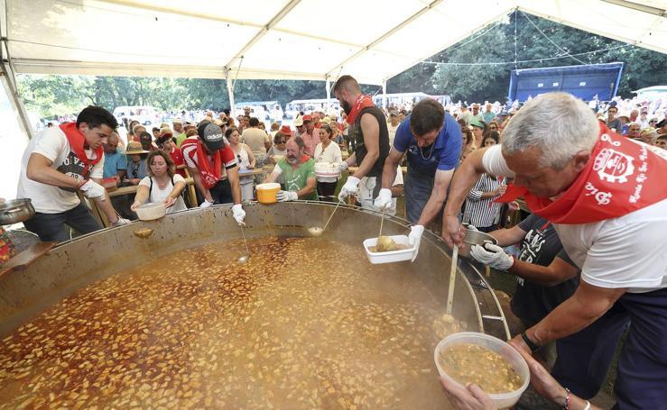 Ucieda celebra su tradicional Fiesta del Cocido