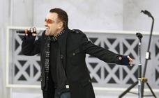 Bono pierde la voz en pleno concierto de U2 en Berlín
