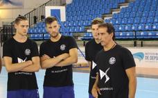 Reñones aspira a aumentar el nivel competitivo de cara al inicio de la Liga