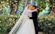 La boda de cuento de Chiara Ferragni y Fedez