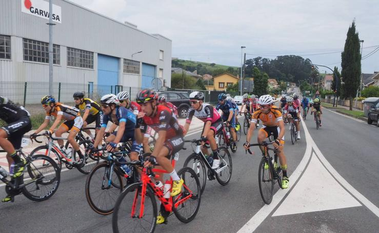 Etapa final de la Vuelta a Cantabria