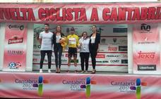 Óscar González, ganador de la Vuelta