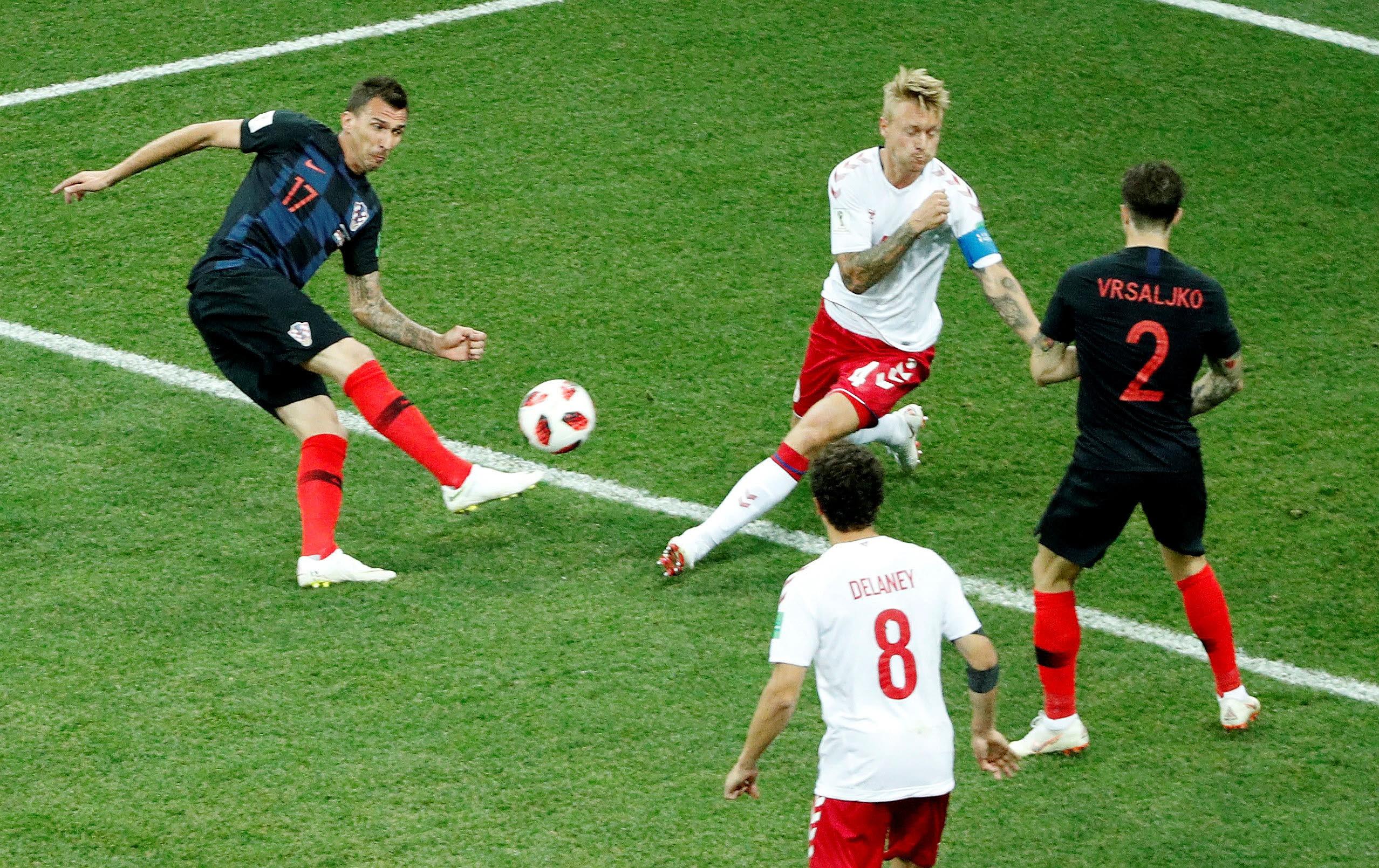 Dinamarca jugará contra Eslovaquia y Gales con un equipo semiprofesional