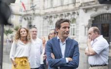 Casares intentará otro asalto electoral a la Alcaldía de Santander