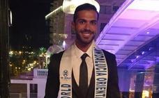 Daniel Torres representará a España en Míster Mundo