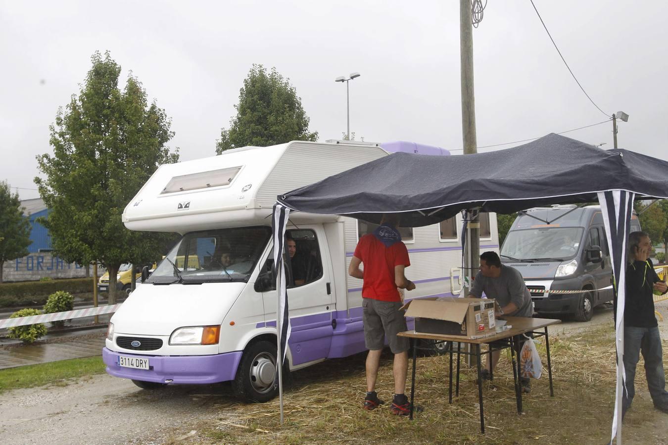 Más de cien furgonetas se darán cita en una 'quedada' en Torrelavega
