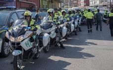 Cerca de 200 agentes velarán por la seguridad de la Vuelta Ciclista a su paso por Cantabria