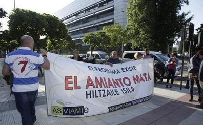 Condenan a Sidenor a indemnizar con 315.000 euros a un trabajador enfermo de cáncer por el amianto