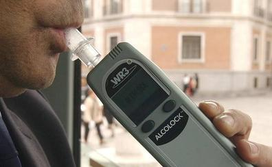 Ocho meses de multa a un camionero por superar nueve veces la tasa de alcohol