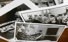 Las fotos del reportero Juantxu Rodríguez retornan a «su sitio natural», la UIMP