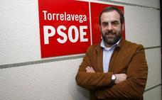 Oyarbide no optará a ser candidato del PSOE a la Alcaldía de Torrelavega