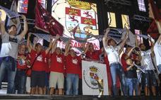 Los santoñeses se entregan a la Virgen de Puerto