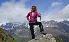 Una cántabra a pie por el Himalaya