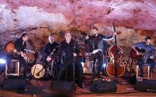 El rock and roll de la cueva