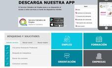 El Servicio Cántabro de Empleo estrena web y aplicación para el móvil