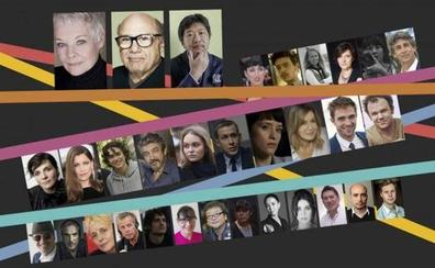 Ryan Gosling, Robert Pattinson y Laetitia Casta, en el Festival de Cine de San Sebastián