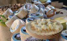 Mercado tradicional en Vega de Pas