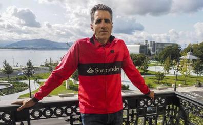 Indurain: «El fin de semana va a decidir un poco La Vuelta, pero sobre todo la contrarreloj de Cantabria»