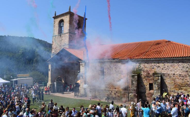 Piélagos celebra sus fiestas
