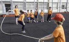 Récord de participación en el programa de ocio infantil 'El veranuco'