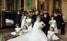 Los vestidos de boda de Meghan y Enrique se exhibirán en Windsor y Edimburgo