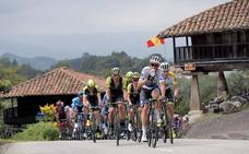 El Alto de Quijas y el velódromo de Sniace, zonas de privilegio para seguir la etapa