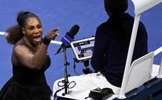 La WTA denuncia doble rasero en arbitraje tras la denuncia de «sexismo» de Serena Williams