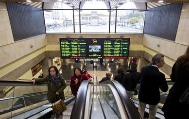 Transportes rediseña por completo el vestíbulo de la estación de autobuses