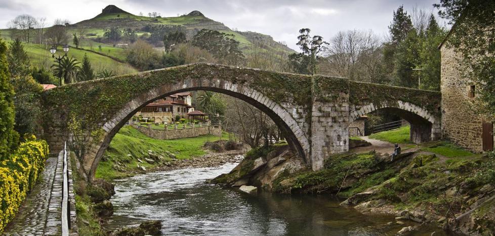 Liérganes: Un pueblo con leyenda y buena gastronomía
