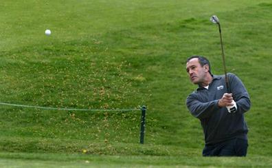 Los profesionales del golf homenajean a Seve Ballesteros en Somo