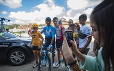 La Vuelta ya está en Cantabria