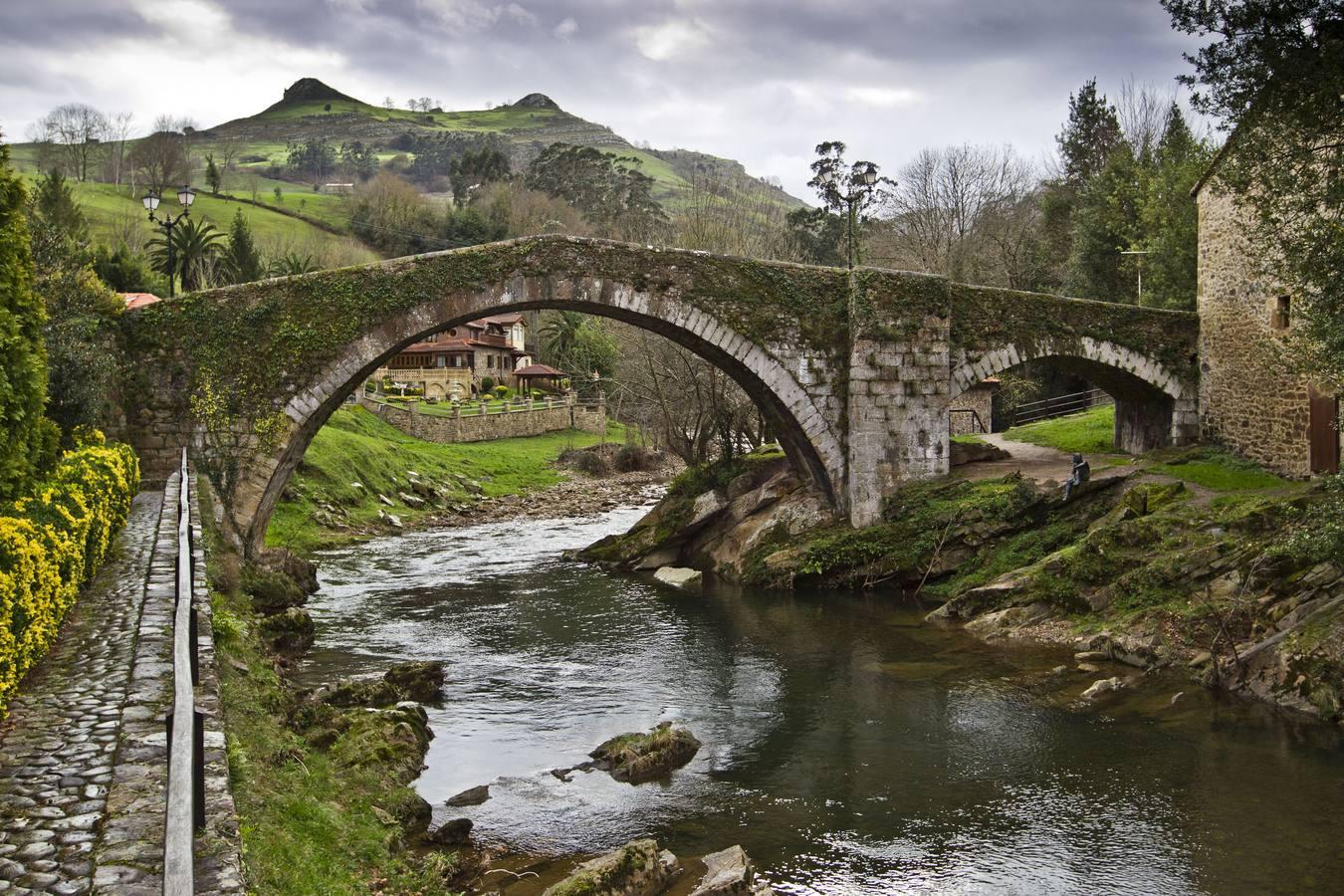 Liérganes: Un pueblo con patrimonio y leyenda