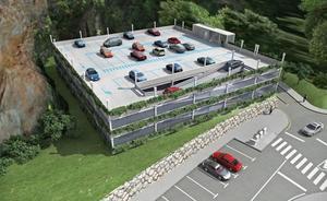 Construir el aparcamiento en altura en el Carmen costaría 1,4 millones de euros