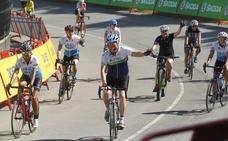 Gran ambiente en Cantabria para recibir a la Vuelta